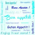 Bon appetit.eps — Stockvektor  #40256859