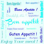 Bon appetit.eps — Vecteur
