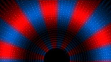 Disko arka plan — Stok video