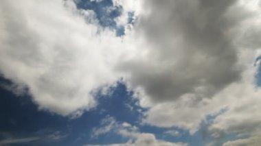澄んだ空 — ストックビデオ
