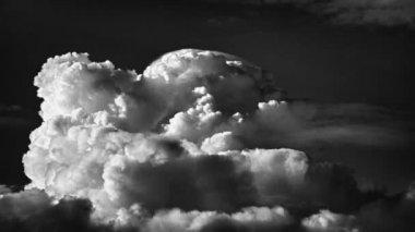 Jasné oblohy — Stock video
