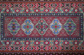 Handemade Slavic carpet — Foto Stock