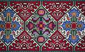 Handemade Slavic carpet — Foto de Stock