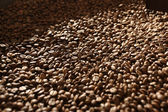 褐色的咖啡,背景纹理 — 图库照片