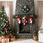 Christmas interior — Stock Photo #43965249