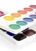 Water colour paints — Stock Photo