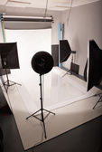 Photographic studio — Stock Photo