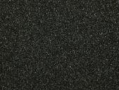 Fondo negro esponjoso — Foto de Stock