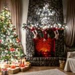 Christmas interior — Stock Photo #43975241