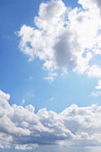 Blue sky — Foto Stock