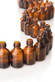 Medical bottles — Stock Photo