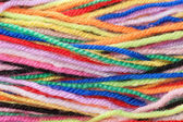 Bound color strings — Stock Photo