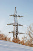 Transmission facility — Stockfoto