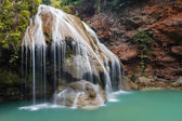 Beautiful Waterfall, Chiang Mai, Thailand — Stock Photo