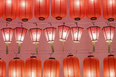 Beautiful international lanterns — Стоковое фото