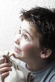 小さな男の子 — ストック写真