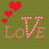 Love heart — Zdjęcie stockowe