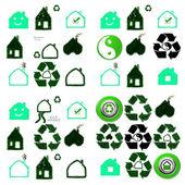 Eco-House — ストック写真