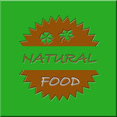 Natural Food — Stock Photo