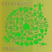 Biodynamic product — Stock Photo