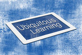 Ubiquitous Learning — Stock Photo