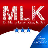 Martin Luther King Jr.i have a dream — Stock Photo