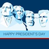 President Day — Stock Photo
