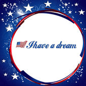 I have a dream — Stock Photo