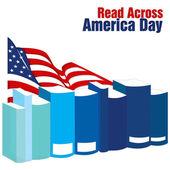 Read Across America Day — Stock Photo