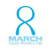Dia internacional da mulher — Fotografia Stock