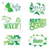 Spring Sale — Foto de Stock