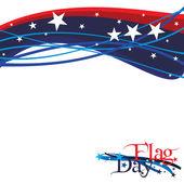 Flag Day — Stock Photo