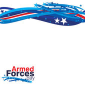 Armed Forces Day — Stock Photo