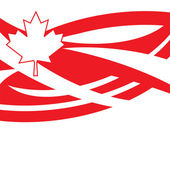 Happy Canada Day — Stock Photo
