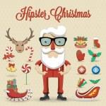Santa Claus character — Stock Vector #38958269