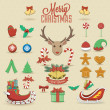 Christmas elements — Stock Vector #38958287