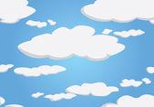 Sky. — Stock Vector