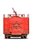 Feuerwehrauto — Stockfoto