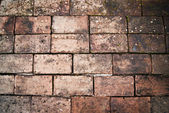 Paving Brick — Stock Photo