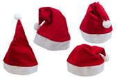 Hat Santa Claus — Stock Photo