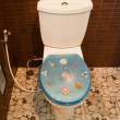 Flush toilet — Stock Photo #38886027