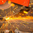 Stock Photo: Grinder Steel Industry