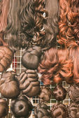 Toupees wig — Stock Photo