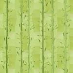 Green bamboo — Stock Vector #40801181