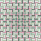 Fondo abstracto pixel rosa verde — Vector de stock