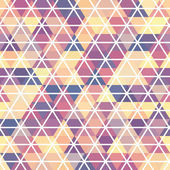 Pattern geometric. Background with triangles — Stockvector