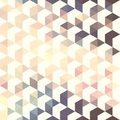 Wzór geometryczny. tło z trójkątów — Wektor stockowy