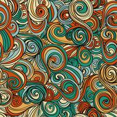 аннотация волны шаблон — Cтоковый вектор