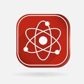 ícone de molécula — Vetorial Stock