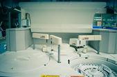 Chemistry analyzer machine  on laboratory  — Stock Photo